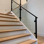 36A - Steel and Glass Stairs