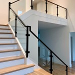 36B - Steel and Glass Stairs